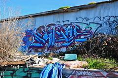 SAKOE (STILSAYN) Tags: california graffiti bay berkeley area samsara sra tsc 2011 sakoe
