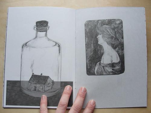 'Toska' by Lizzy Stewart (spread)