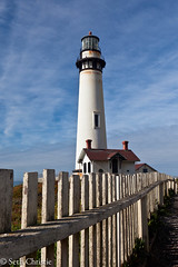 Pigeon Point Lighthouse (Seth Christie) Tags: california sky lighthouse pigeonpoint