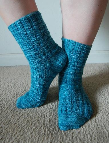 FO: Roger socks