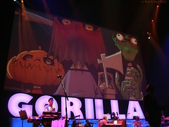 GORILLAZ - Escape to Plastic Beach Tour 2011 (Rick & Bart) Tags: music concert tour live electronicmusic hiphop antwerp noodle popmusic dub gorillaz antwerpen damonalbarn mikesmith jamiehewlett alternativerock botg lottoarena rickbart murdocniccals russelhobbs cassbrowne rickvink plasticbeach escapetoplasticbeachtour stuart2dpot cyborgnoodle