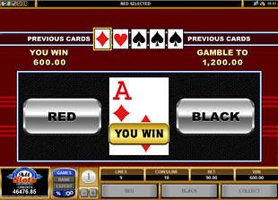 free Good to Go gamble feature win