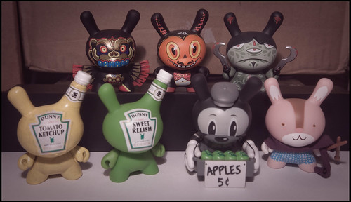 DUNNYS FOR SALE! (Chases and Rares)