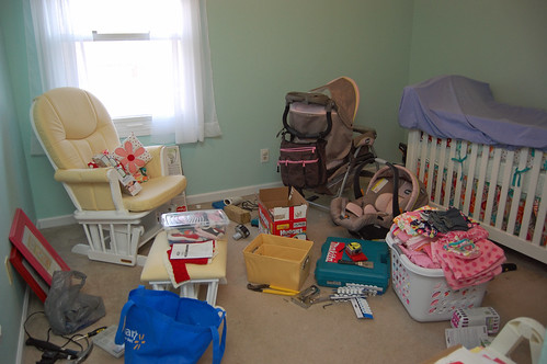 Baby Room Before 031911