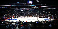 Panorama from my view of the Griffin / Nash show