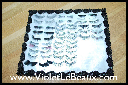 Eyelash Storage Tutorial