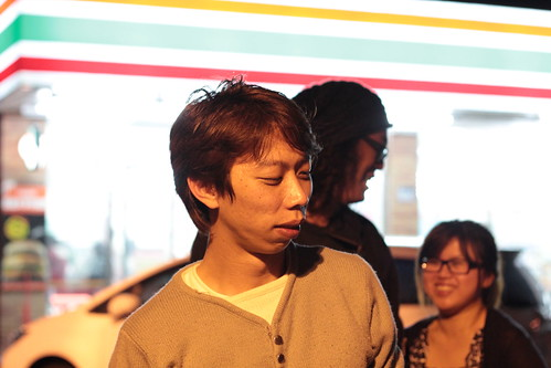 2011拉力第一站金針山0540