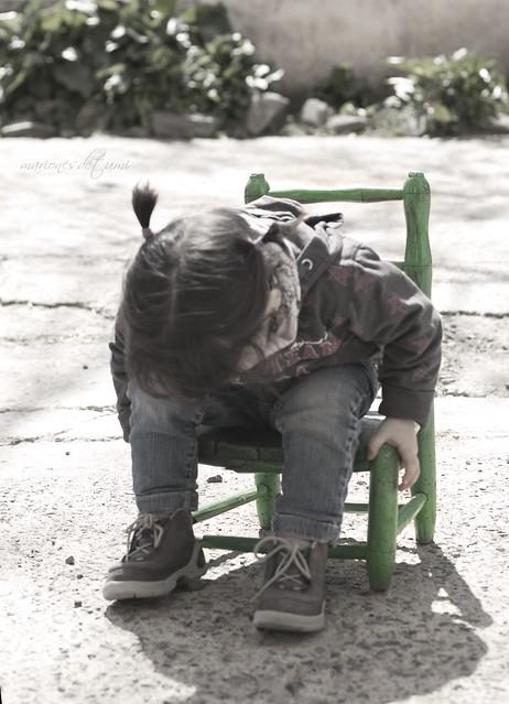 cadireta verda