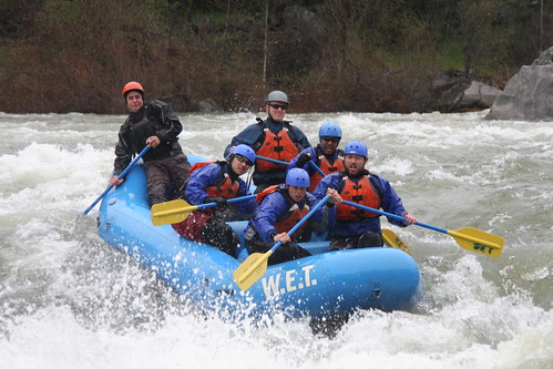 WET River Trips March 19 - 20, 2011