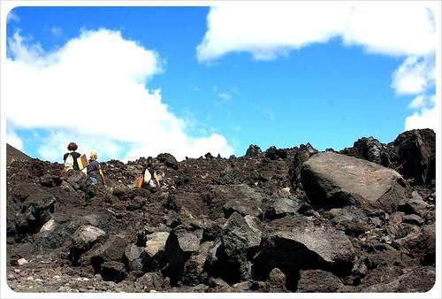 Cerro Negro rocks1