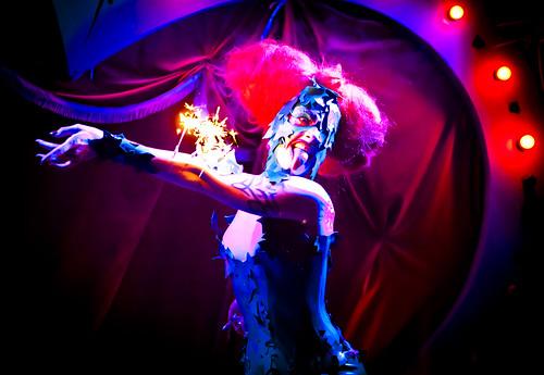 Scarlet Fire I