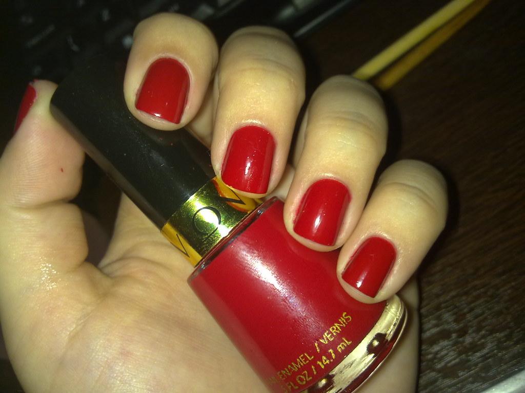 Revlon Red