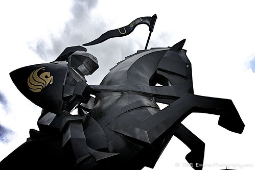 UCF Knight by Emanon Photography