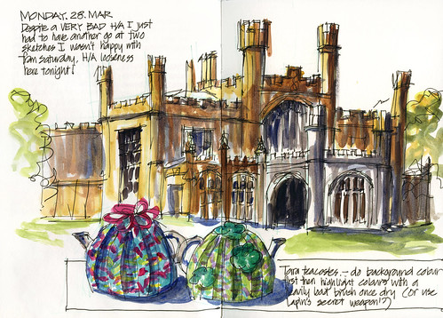 110328 Tea Cosies and Gothic Revival Revisited