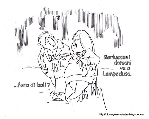 Fora di ball? by Livio Bonino