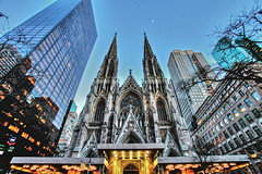 St Patrick's Cathedral - 5th Avenue (1982Chris911 (Thank you 1.250.000 Times)) Tags: new york newyorkcity sky urban usa newyork tower church st skyline brooklyn canon us high exposure catholic cityscape dynamic cathedral manhattan christian queens l 5d manhattanskyline empirestate patricks olympic saks 5th range dri hdr highdynamicrange hdri lense urbanphotography gothamcity 17mm canoneos5d photomatix lglass canonphotography manhattannewyork canonllens hdrphotography newyorkphotography hdrpictures newyorkcityphotography canoneos5dmarkii newyorkskyscraper canon5dmkii 5dmarkii canon5dmark2 5dmark2 canon5dmarkii eos5dmarkii krieglsteiner empirestateofmind mygearandme mygearandmepremium mygearandmebronze 1982chris911 christiankrieglsteiner 192chris911 christiankrieglsteinerphotography newyorkskylien