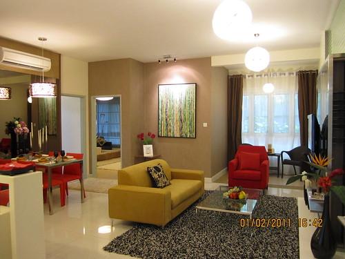 Sunway Velocity Service Apartment