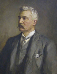 Portrait of G.L. Watson by Sir James Guthrie