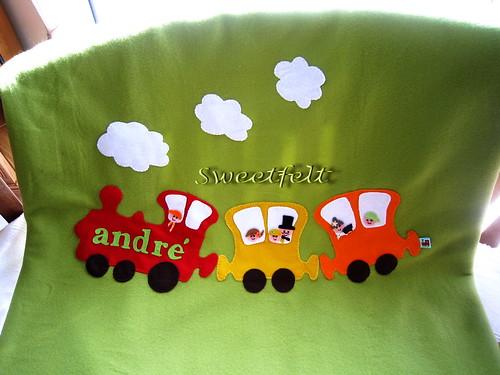 ♥♥♥ André ... by sweetfelt \ ideias em feltro