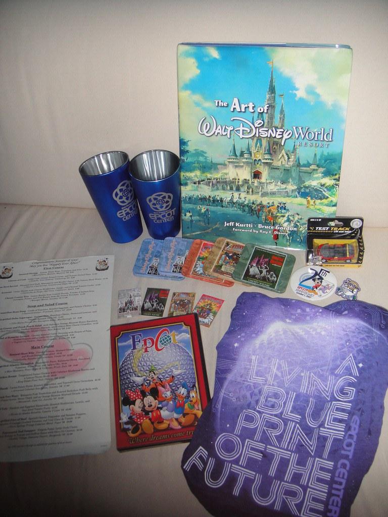 Walt Disney World merch
