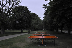 London_DSC4669F (JPPimenta) Tags: the red ping pong tables hyde park art artistic color colour london londresstreet photography