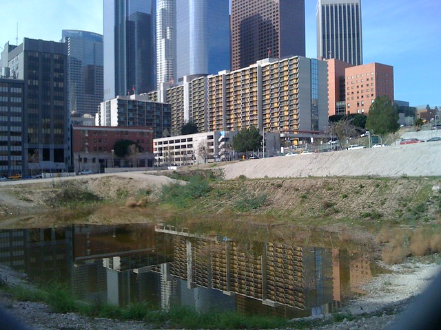 Experience beautiful Lake Broadway, right in the heart of downtown LA!