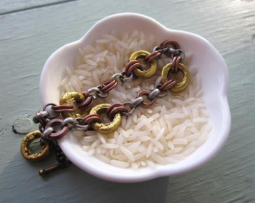 Multi Rings Bracelet