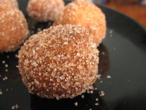 Cinnamon GF/Vegan Donut Holes