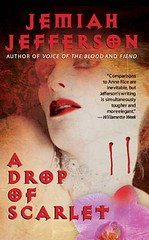 January 2nd 2007 by Leisure Books   A Drop of Scarlet (Voice of Blood #4) by Jemiah Jefferson