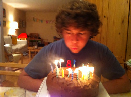 ben's 18th birthday