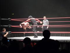 Mr Anderson vs Jeff Hardy
