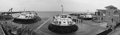 Hovercraft Landing Stage, Ryde