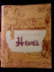 A Pocket Guide to Hawaii, n/a