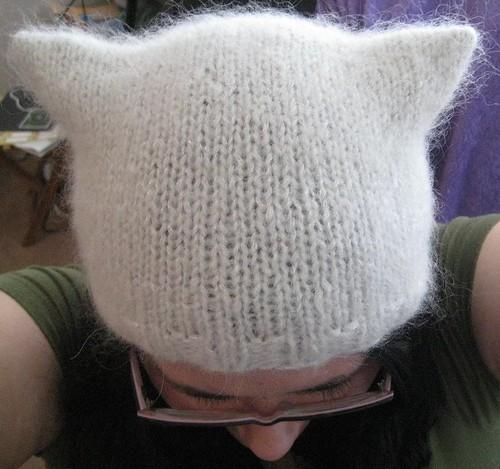Kitty hat 2