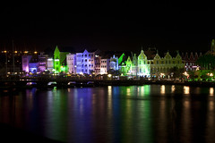 Curacao december (bbernardina) Tags: vacation long exposure sint curacao willemstad handelskade annabaai