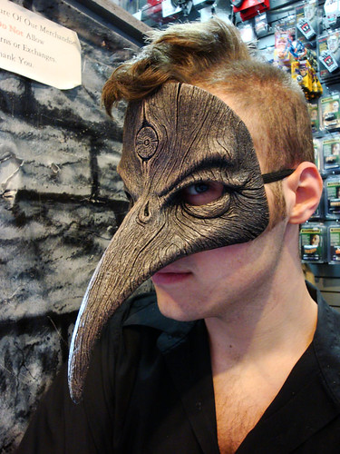 Bird Beak Mask