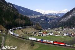 1144 203-7, 11.04.2009, St. Jodok (mienkfotikjofotik) Tags: eisenbahn railway bahn bb kolej 1044 sterreichische vast bundesbahnen bb