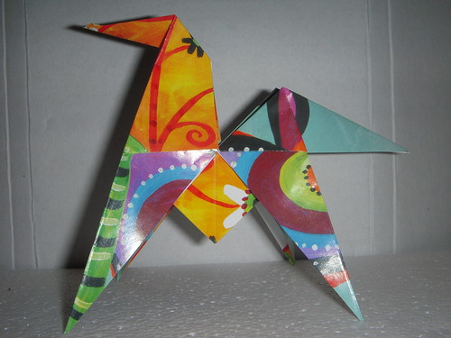 Origami #28: Pony