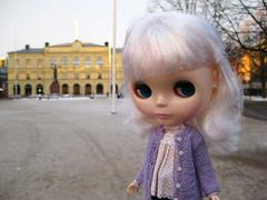 Iris at Stora Torget