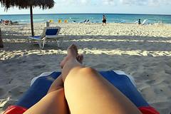 Varadero (Beatriz Sasse) Tags: travel verde praia azul mar areia cuba férias viagem varadero vacations oceano caribe turquesa