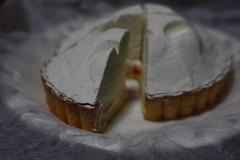 20081026 岩瀬牧場のチーズケーキ