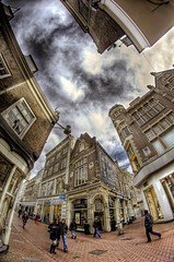 From all corners (A r l e t t e (reloaded)) Tags: street houses netherlands amsterdam corner shoppingcentre fisheye shops 8mm hdr masking kalverstraat arlette 3xp photomatix shoptillyoudrop nikond90 lotsoflayers hdraddicted theperfectphotographer centreofamsterdam samyang8mm