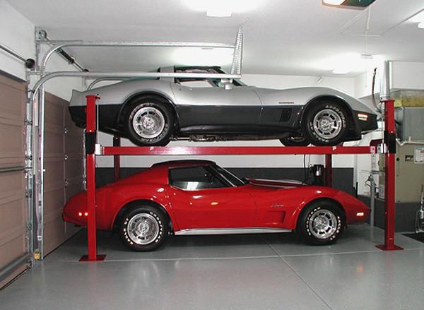 Backyard Buddy 4 Post Lift For Sale   Autos Post