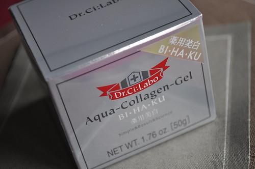 ドクターシーラボ 薬用アクアコラーゲンゲル美白