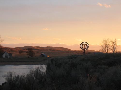Amber Lake Windmill