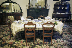 1850 House Dinning Room