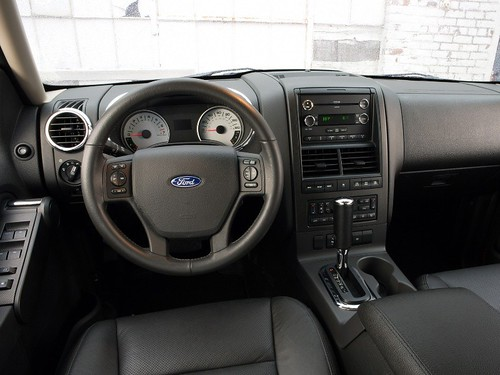 2006 Ford Svt Explorer Sport Trac Adrenalin. 2008 Ford Explorer Sport Trac Adrenalin - Dashboard