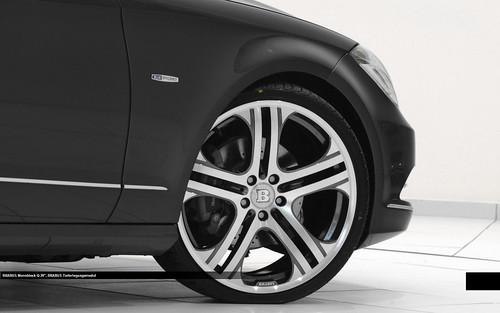 2012 Brabus Mercedes-Benz CLS