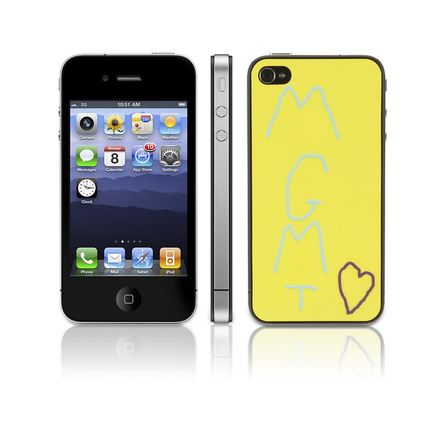 MGMT iPod touch skin