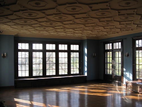Interior, James H. Foster Residence